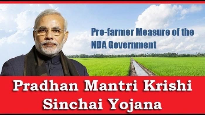 PM Krishi Sinchai Yojana
