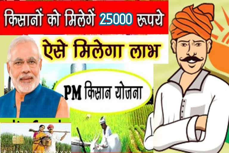किसानो को मिलेंगे 25 हजार रु PM Kisan Ashirwad Yojana