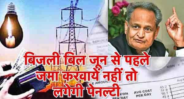Rajasthan Farmer Electricity Bill Relief Update