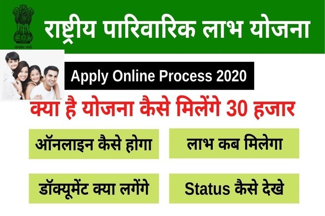 Rastriya Parivarik Labh Yojana Hindi